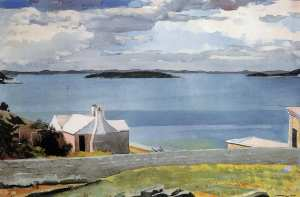 Inland Water by Winslow Homer