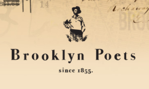 Brooklyn Poets logo