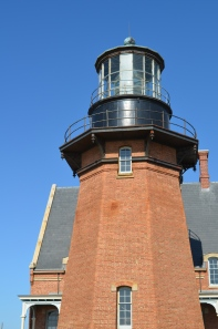 Block Island Southeast Lighthouse, 1875. Photo by SEA.