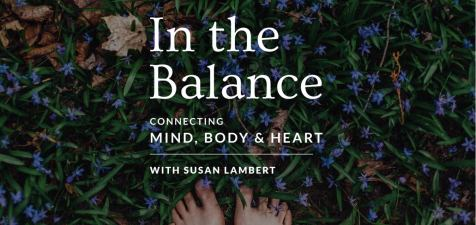 In the Balance cover page